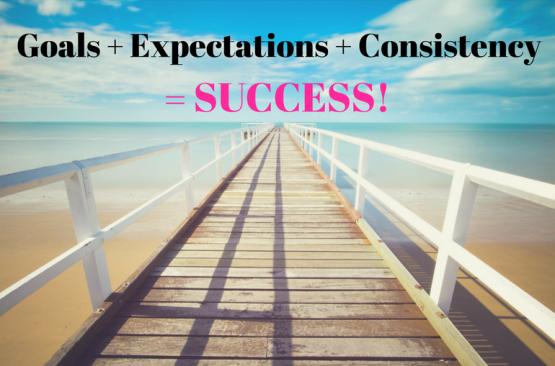 Fitness success formula